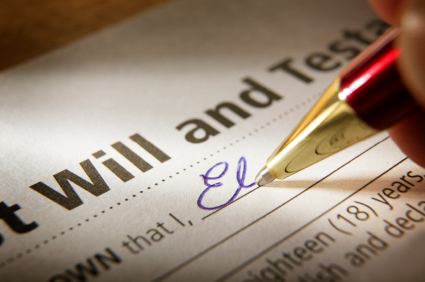 Will, Tax Care, Death, Probate